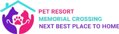 Memorial Crossing Pet Resort Logo